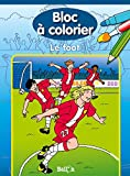BLOC A COLORIER LE FOOT
