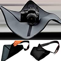 Desi Rang® Camera Cover for DSLR Protector wrap Around Case Pouch for Digital Camera, Lens, Equipment Waterproof