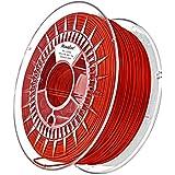 Minadax® 1kg Premium Calidad 3mm (2,85mm) ABS de filamento rojo para impresora 3d fabricado en Europa
