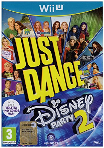Just Dance Disney Party 2 - Standard Edition [Importación Italiana]