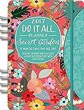 2017 Secret Garden Do It All Planner (Diary A5)