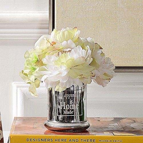 Beata.T Le camere sono decorate soggiorno sala da tabelle di seta fiori fiori artificiali Kit generale ornamenti, Rui