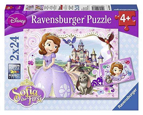 Ravensburger 09083 - Sofias königliche Abenteuer