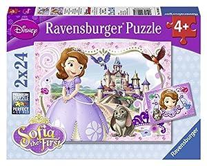 Princesa Sofía - Puzzle 2 x 24 Piezas (Ravensburger 09086 0)