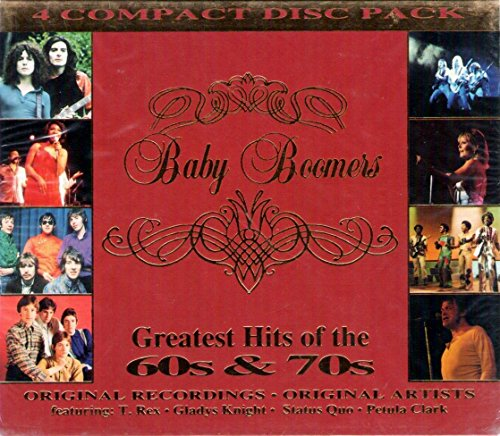 Preisvergleich Produktbild Baby Boomers-60ies & 70ies