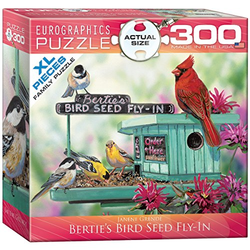 eurographics-berties-bird-seed-fly-inn-by-janene-grende-puzzle-xl-300-pieces