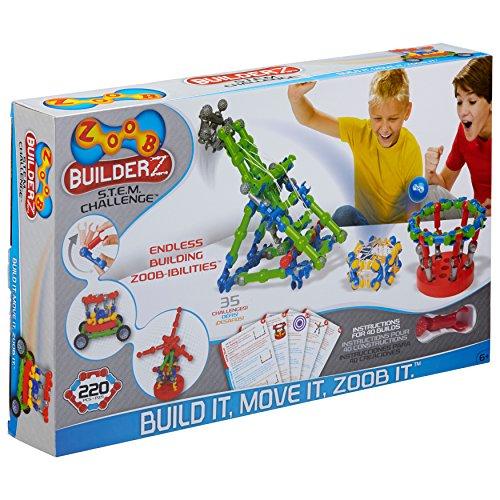Alex-Toys-0Z11075-Zoob-Bote-de-75-Pices