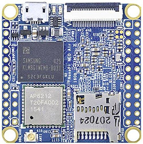 Nano PI Neo Air, Allwinner H3 Quad A7 1