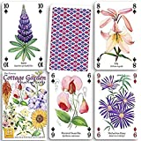 Cottage Garden Playing Cards
