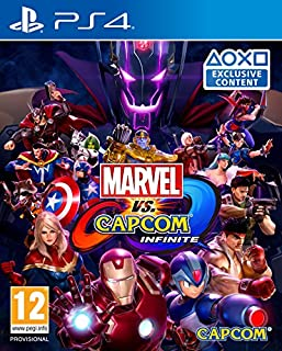 Marvel Vs Capcom Infinite (Playstation 4) [UK IMPORT] (B073ZPHNNN) | Amazon Products