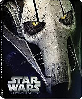 Star Wars - Episode III : La revanche des Sith (***Blu-ray***) [Édition Limitée boîtier SteelBook] (B013JUNPEU) | Amazon price tracker / tracking, Amazon price history charts, Amazon price watches, Amazon price drop alerts