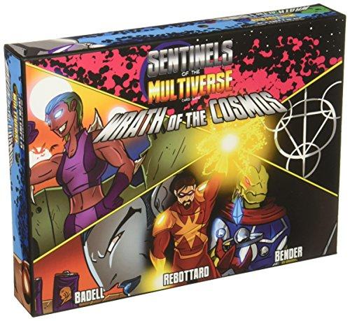 Preisvergleich Produktbild Wrath of the Cosmos Erweiterung für Sentinels of the Multiverse