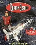Captain Scarlet Angel Interceptor
