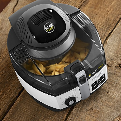 DeLonghi FH 1394 Multifry Extra Chef Heißluft-Fritteuse - 7