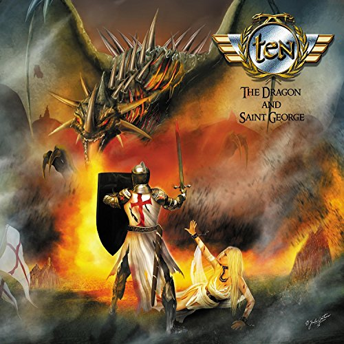 The Dragon and Saint George