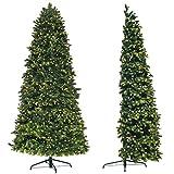 The StartUp Árbol de Navidad Artificial de Pared Premium | Medio árbol para Ahorrar...