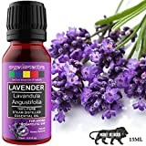 #4: Organix Mantra Lavender Essential Oil Steam Distilled Natural, Pure And Organic (15Ml)