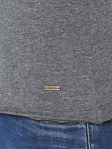 Colorado Denim Rae, T-Shirt Femme Grau (Dark Grey Mel 9127)