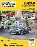 Rta B731 Peugeot 308+Sw 09/2007 Es 1.6+1.6hdi