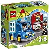 Lego Duplo Ville - 10809 - La Patrouille De Police