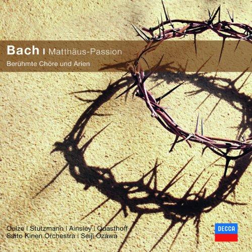 Matthäus-Passion Arien & Chöre (QS) (CC) (Classical Choice)