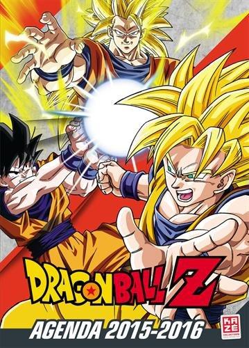 Dragon Ball - Agenda scolaire 2015/2016