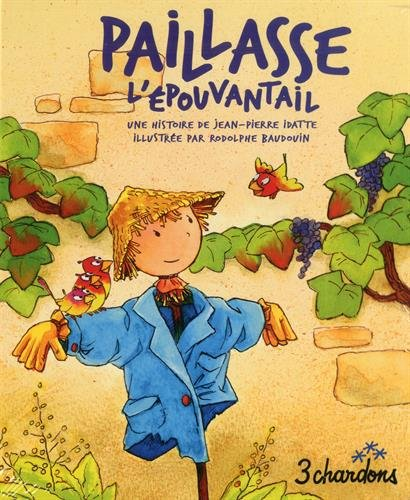 Paillasse l'Epouvantail (1CD audio)