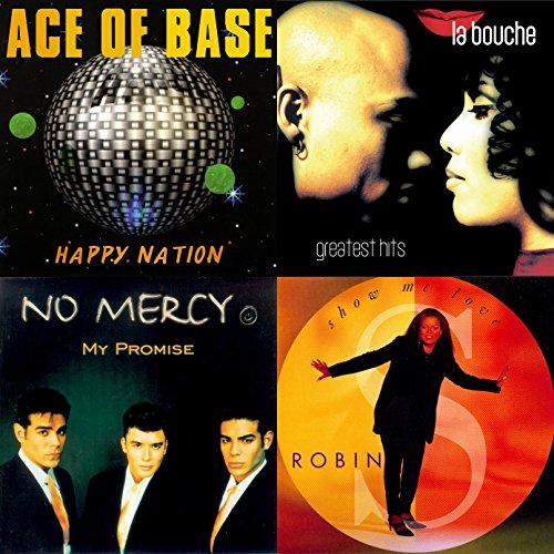 90er-Party: Dance-Pop & Eurodance