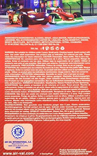 DISNEY Cars Eau de Toilette 100 ml