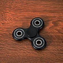 Anyos Spinner Fidget Toy (ACTUALIZADO) EDC ADHD Focus Ultra duradera de alta velocidad de rodamiento 3-4 Min largo tiempo giros no-3D