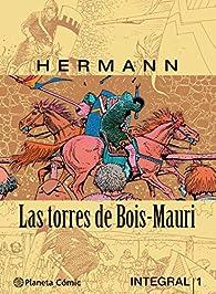 Las torres de Bois-Mauri nº 01/03 par Hermann Huppen