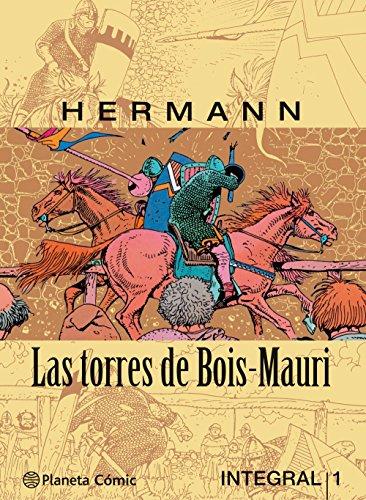 Las torres de Bois-Mauri nº 01/03 (BD - Autores Europeos) por Hermann Huppen