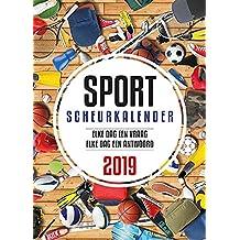 Sport scheurkalender 2019: elke dag een vraag - elke dag een antwoord