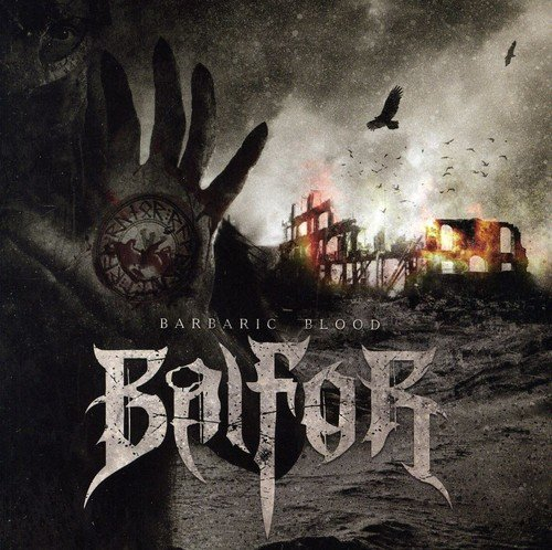Balfor: Barbaric Blood (Audio CD)