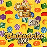 Calendrier Candy Crush 2016