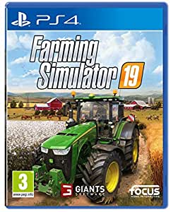 farming simulator 19 playstation 4 jeux vid o. Black Bedroom Furniture Sets. Home Design Ideas