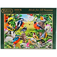 Falcon de Luxe - Birds for All Seasons Jigsaw Puzzle (1000 Pieces)
