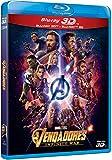 Vengadores Infinity War (BD 3D+2D) + Bonus [Blu-ray]