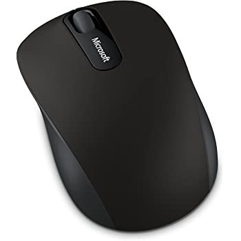 Microsoft Bluetooth Mobile Mouse 3600 - Souris Bluetooth Noire