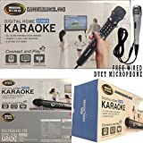 Magic Sing Karaoke Mic ET25K Spanish Version 1573 Spanish Songs+427 English+1 Free Duet