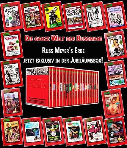 Russ Meyer - FSK 18 - 18 DVD'S in Jubiläumsbox
