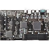 Asrock 980 DE3/U3S3 Mainboard Sockel AM3+ (ATX, AMD RX881/760G/SB710, 2x SATA III, 4x DDR3-Speicher, 4x USB 3.0)