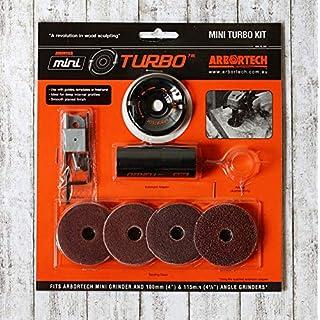 Arbortech Universalfrässcheibe 50 passend fpr Arbortech Mini-Grinder und alle 100 mm, 115 mm und 125 mm Winkelschleifer