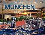 München von oben - Tag & Nacht