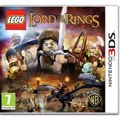 Lego Lord of the Rings (Nintendo 3DS) [Importación inglesa] 2
