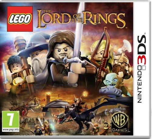 3Ds Lego Lord Of The Rings (Eu) Lego-spiel Für Den Nintendo 3ds
