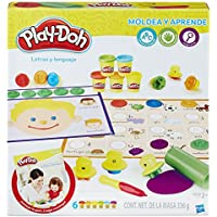 Play-Doh - Aprendo Letras y Palabras (Hasbro B3407105)