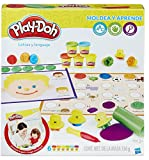 Play-Doh Aprendo Buchstaben und Wörter (HASBRO b3407105)