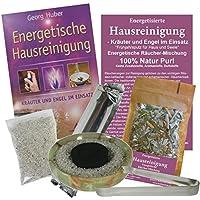 Räuchern 7-tlg. Räucher-Set Energetische Hausreinigung Kräuter und Engel im Einsatz #81065 | Ausräuchern von Haus... preisvergleich bei billige-tabletten.eu