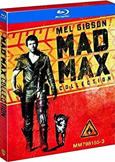 Mad Max - L'intégrale [Blu-ray] (B00HZ63FUE) | Amazon price tracker / tracking, Amazon price history charts, Amazon price watches, Amazon price drop alerts